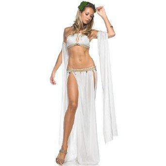 Leg Avenue Women s Goddess Of Love Dress price  7ada463d90