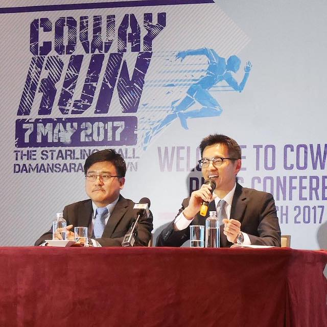 COWAY Run 2017 : Online Registration Open