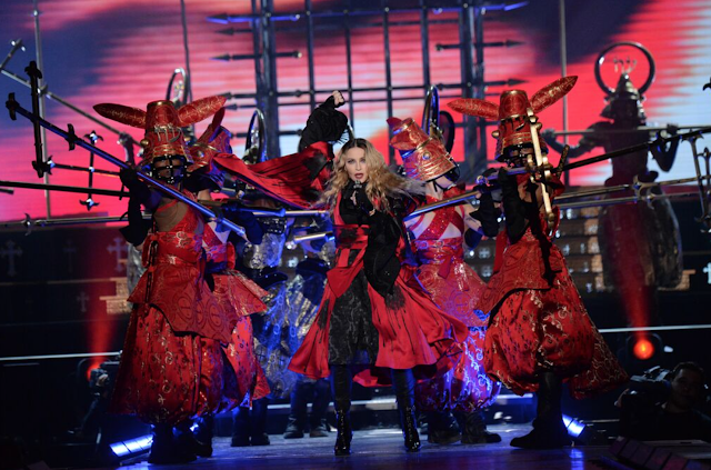Madonna respondió a las acusaciones de alcoholismo que recibió de la prensa
