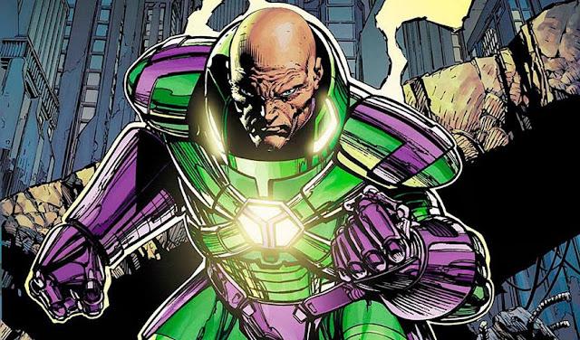 siapa lex luthor adalah musuh bebuyutan superman