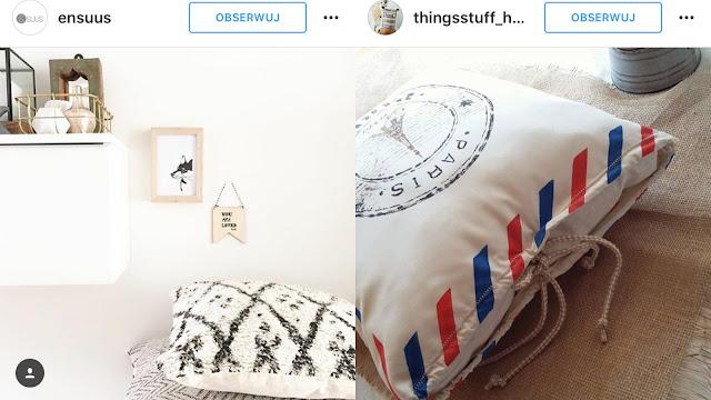 ozdobne poszewki na poduszki zdjęcia
