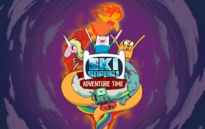 Ski Safari: Adventure Time Mod Apk + Data free on Android