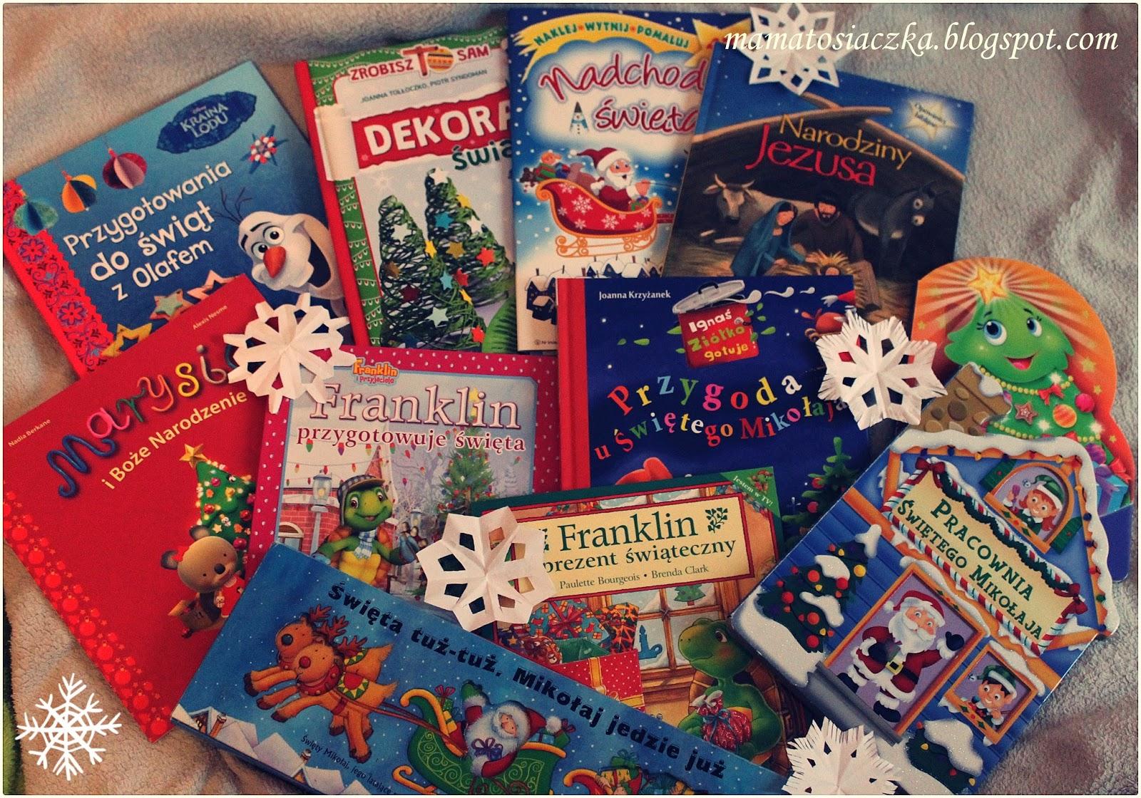 Bajkowe Boże Narodzenie Książki I Książeczki O Tematyce
