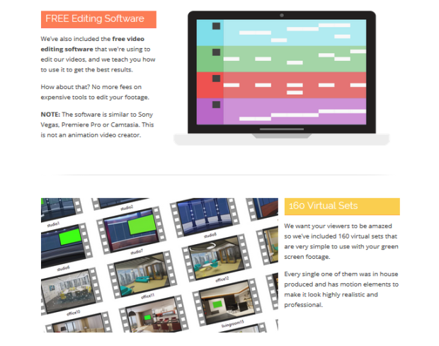 Green Screen Lab Free Video Editing Software