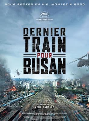 Dernier Train pour Busan de Yeon Sang-ho