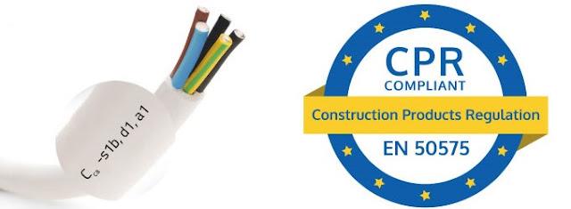 ¿Qué es el Reglamento de Productos de la Construcción (CPR)? | Aplicación del CPR a los Cables Eléctricos
