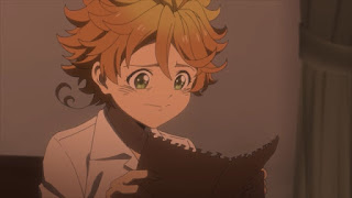 Yakusoku no Neverland - Episódio 11