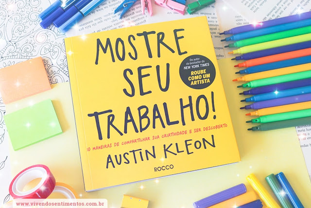 Mostre seu Trabalho - Austin Kleon