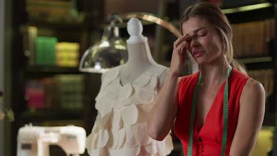 Paloma e Alberto em cena da novela Bom Sucesso (Foto: Reprodução)