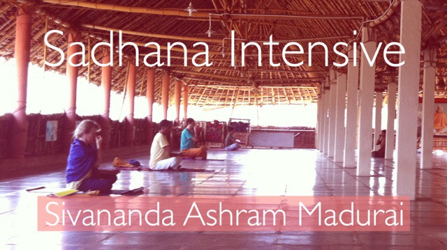 Sivananda Yoga Sadhana Intensive