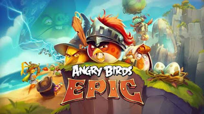Angry Birds Epic RPG MOD APK (Unlimited Coins) v2.5.26974.4598 Online