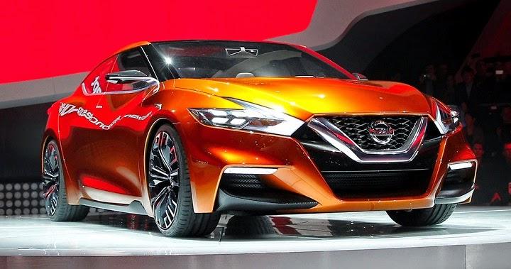 Spesifikasi Harga Nissan Sedan Sport Maxima
