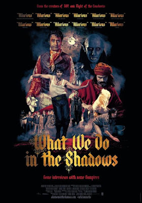 What We Do In The Shadows 2014 DVD R1 NTSC Latino