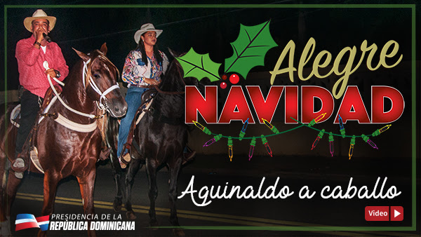 VIDEO: Aguinaldo a caballo