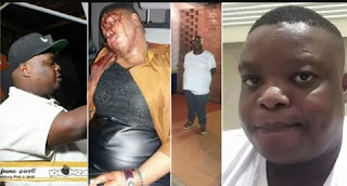 Image result of South African DJ Khomza, Brutally Beats Up His Wife With Spanner