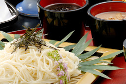 白石温麺・わが家自慢のうーめんコンテスト優勝杢師由紀
