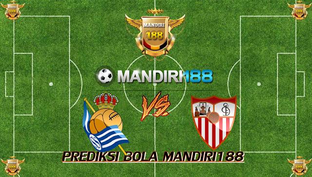 AGEN BOLA - Prediksi Real Sociedad vs Sevilla 21 Desember 2017