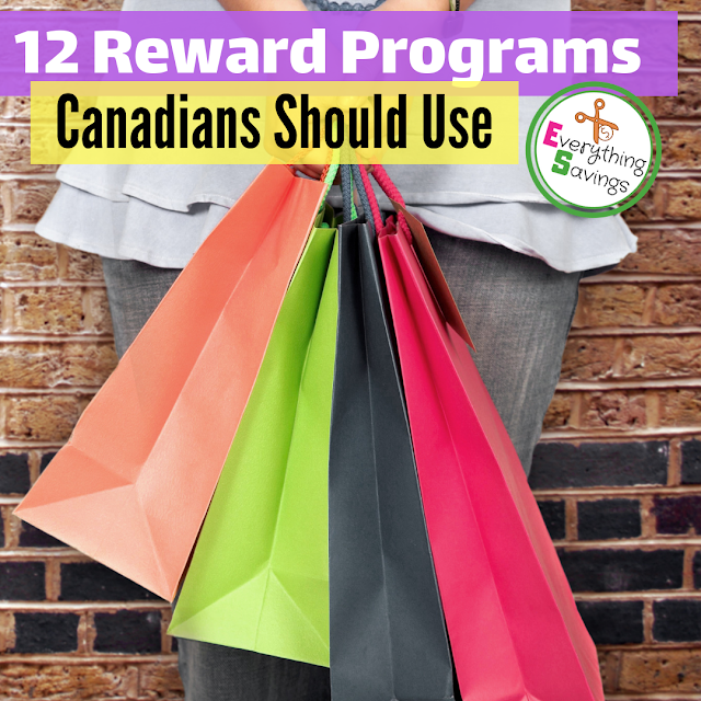 12 Reward Programs Every Canadian Should Be Apart Of