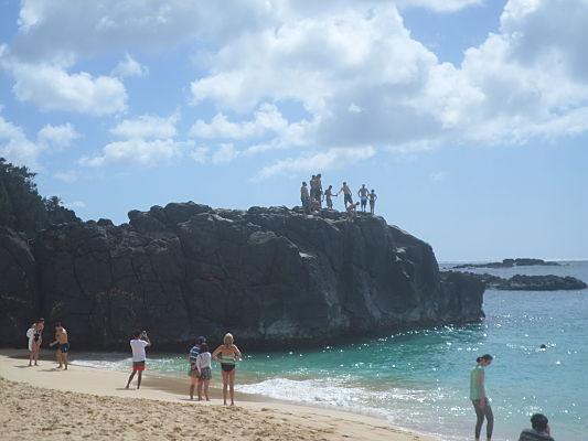 waimea praia havai