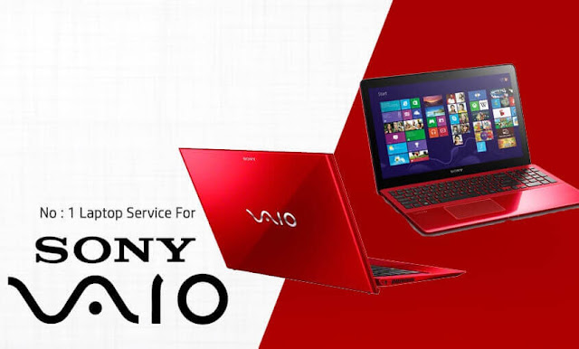 Sony Vaio Laptop PC Repair and Service Center in Purnia