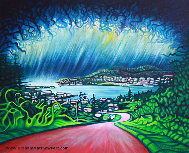 Storm Approaching LaScie