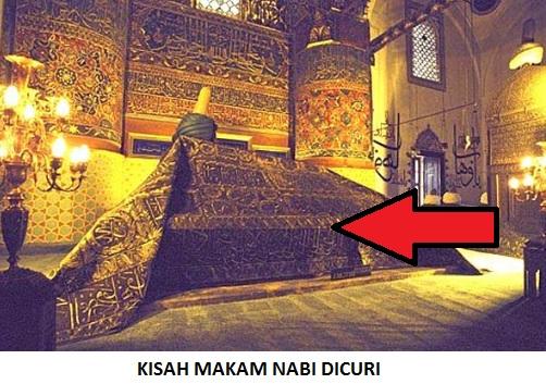 Kisah-Asli-Jasad-Nabi-Muhammad-Dicuri