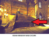 7 Kisah Asli Jasad Nabi Muhammad Dicuri