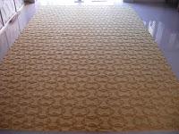 High quality custom hand-knotted rug