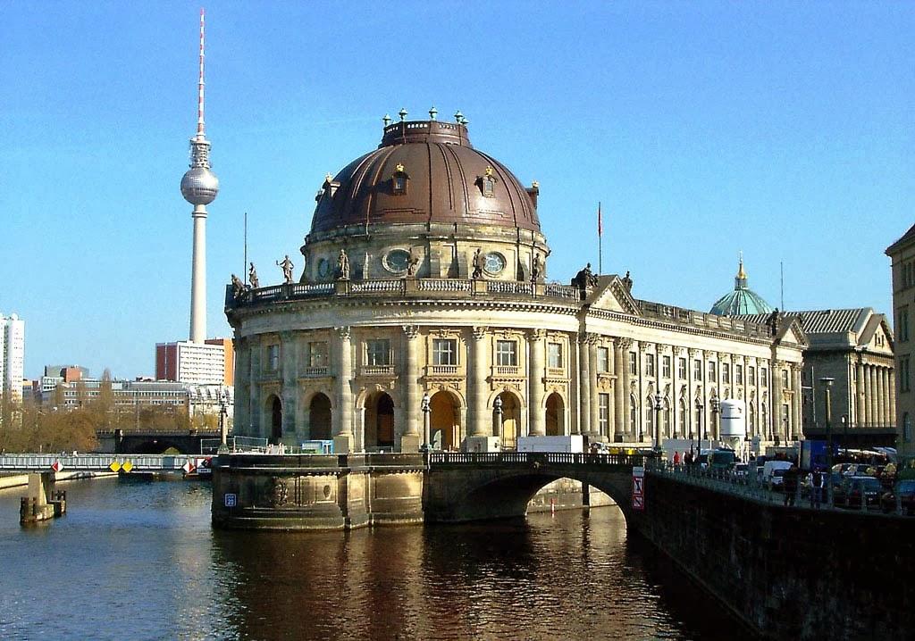 Museu Bode Berlim Ilha
