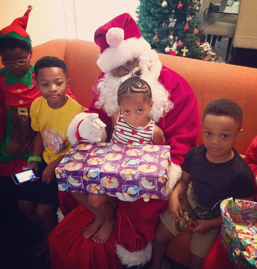 psquare mansion father christmas