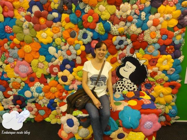 Exposição: O mundo segundo Mafalda