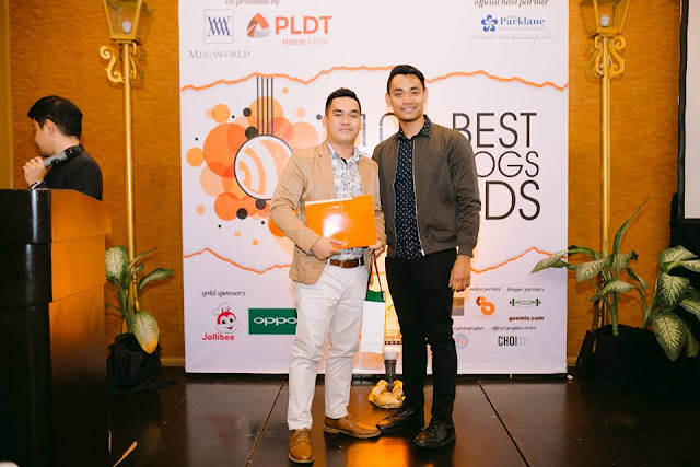 Founder's Choice of 2017 - Miguel Abas of www.vivomigsgee.com
