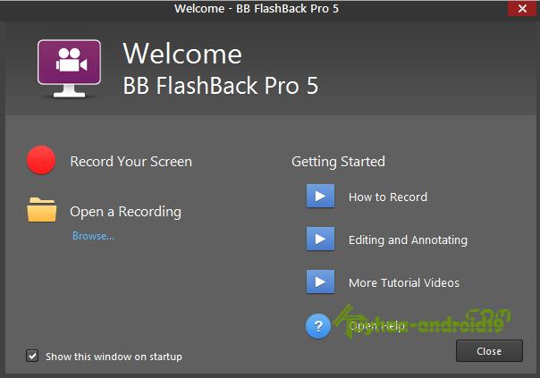 BB FlashBack pro 5 terbaru full