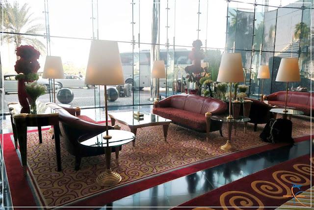 o luxuoso Burj Al Arab