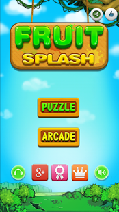 Download gratis Fruits Splash apk