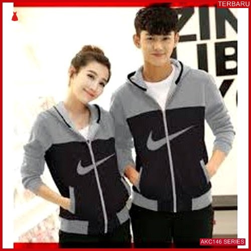 AKC146J18 Jaket Couple Pasangan Anak 146J18 Pasangan Nike BMGShop