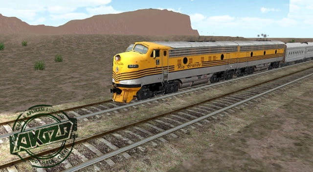Train Sim Pro Apk v3.6.5 Full Terbaru Gratis