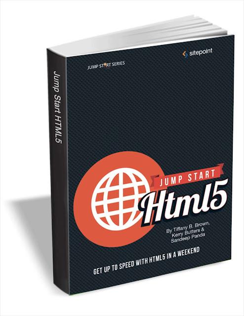 Kick off HTML5 (A $30 Value) Free!