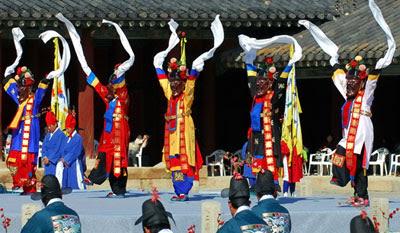 Seni Budaya Tradisional Asia :: Korea
