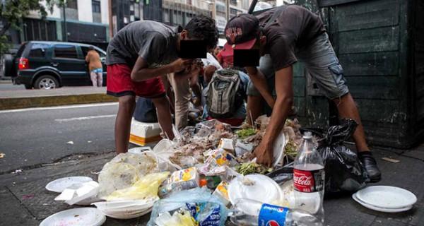 ¡PLAN DE LA PATRIA! Encovi: 87% de los venezolanos son pobres y 61% lo son en extremo