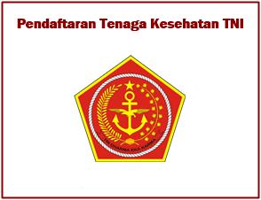 Penerimaan Calon Perwira Prajurit Karir Tenaga Kesehatan TNI 2017