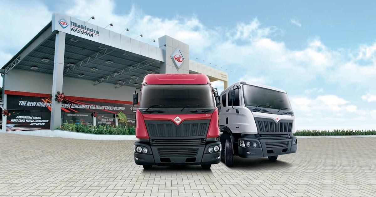 Mahindra Truck And Bus Mahindra Navistar Driven By
