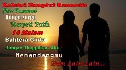 Koleksi lagu Dangdut romantis dan melankolis lengkap