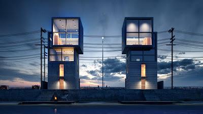 Kiến trúc trường phái tối giản.