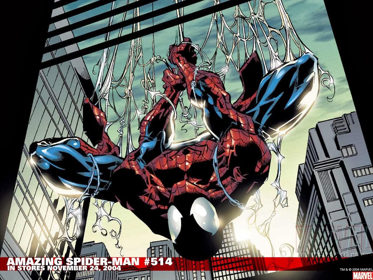 Fondos De Pantalla Gratis San Valentin 16: Fondo De Pantalla Marvel Amazing Spider-man
