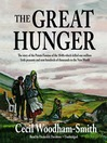 Audiobook The Great Hunger Cecil W. Smith narrator Frederick Davidson