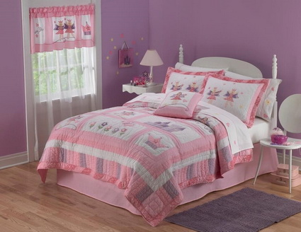 Pink Bedrooms Ideas 6
