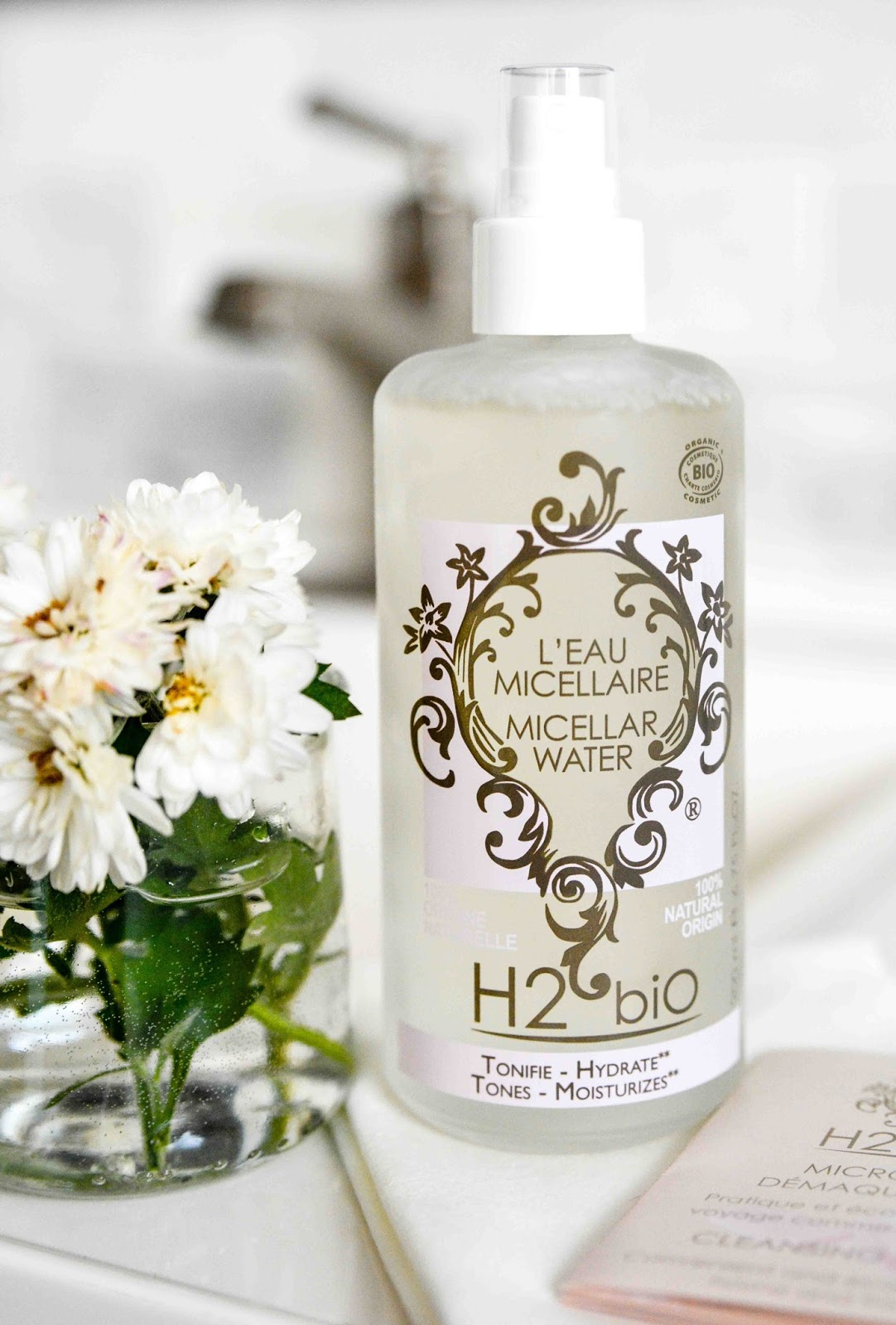 H2biO Micellar Water
