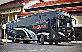 Sewa Bus Pariwisata PO. Solaris Jaya Surabaya