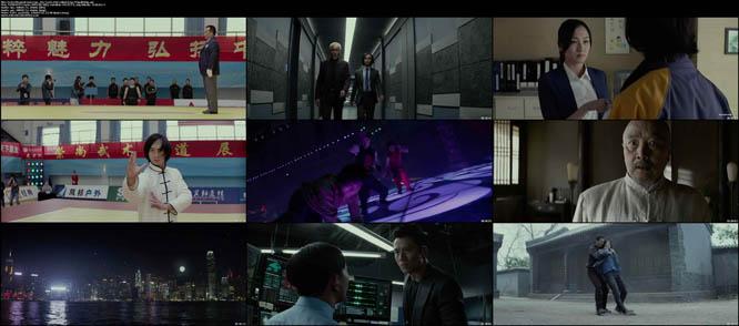 Man of Tai Chi 2013 Dual Audio 720p Screenshot